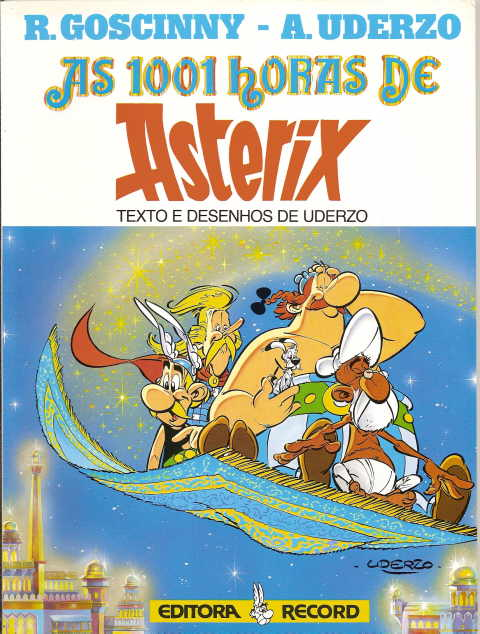 Asterix - As 1001 horas de Asterix