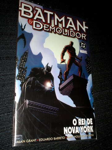 Batman & Demolidor - O Rei de Nova York