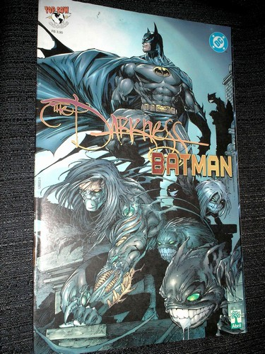 . BATMAN – THE DARKNESS vs BATMAN