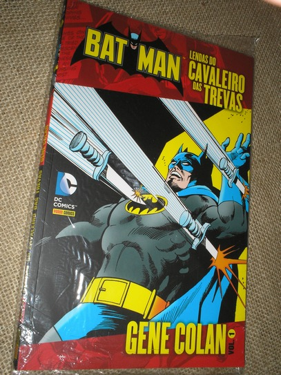 . Batman Lendas do Cavaleiro das Trevas - Alan Davis vol 1