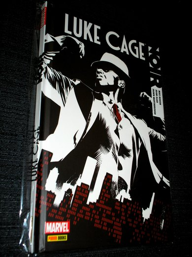 . MARVEL NOIR - LUKE CAGE - Vol 01-Capa dura