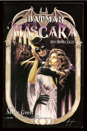 A MASCARA DO MORCEGO - BATMAN