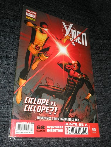 Nova Marvel - X-Men nº 002