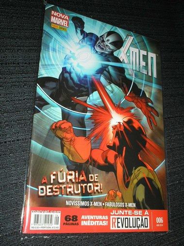 Nova Marvel - X-Men nº 006