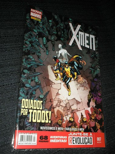 Nova Marvel - X-Men nº 007