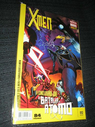Nova Marvel - X-Men nº 012
