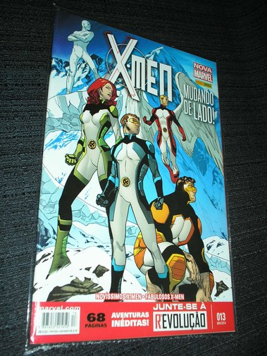 Nova Marvel - X-Men nº 013