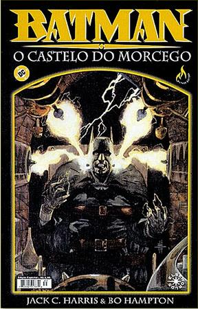 .O Castelo do Morcego - Batman