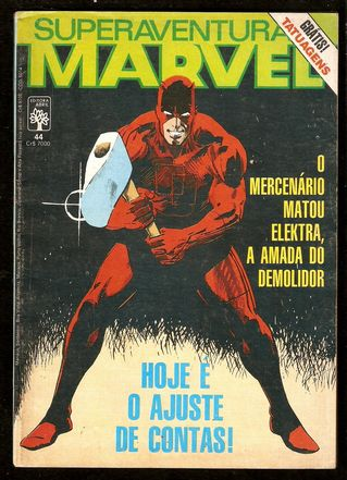 SUPERAVENTURAS MARVEL nº 044