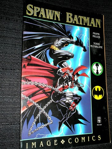 .SPAWN vs BATMAN