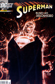 SUPERMAN nº 41 – Ed. Panini