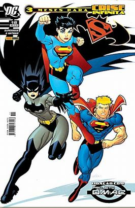 Superman & Batman  nº 15 - Ed. Panini