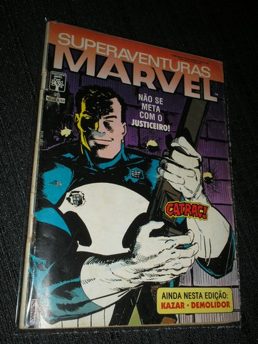 SUPERAVENTURAS MARVEL nº 087
