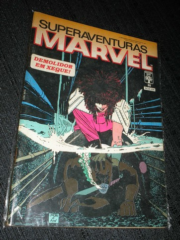 SUPERAVENTURAS MARVEL nº 088