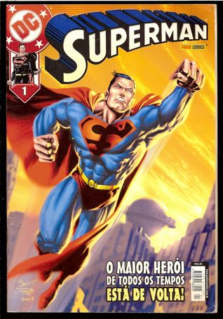 SUPERMAN nº 01 – Ed. Panini