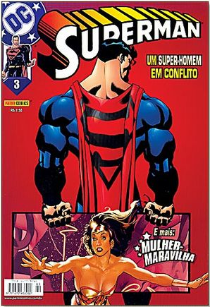 SUPERMAN nº 03 – Ed. Panini