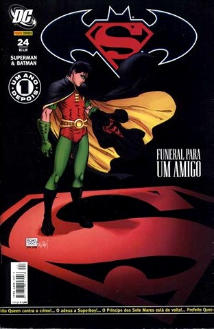 Superman & Batman  nº 24 - Ed. Panini