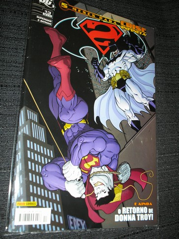 Superman & Batman  nº 13 - Ed. Panini