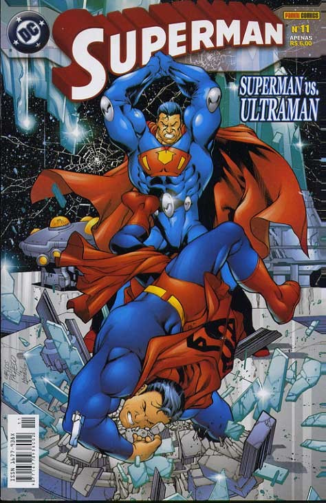 SUPERMAN nº 11 – Ed. Panini