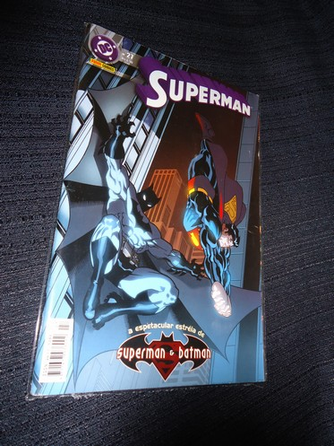 Superman & Batman  nº 27 - Ed. Panini