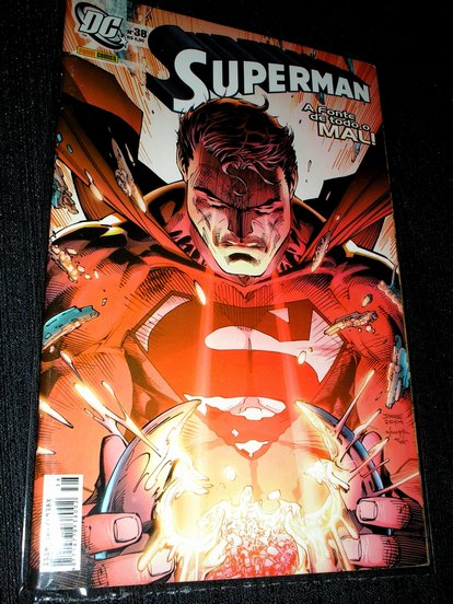 SUPERMAN nº 38 – Ed. Panini