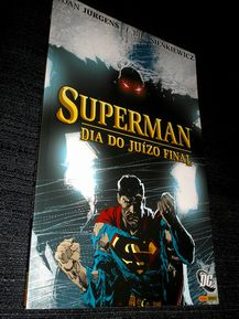 DIA DO JUÍZO FINAL - SUPERMAN