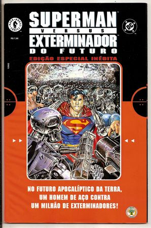 . Superman versus Exterminador do Futuro