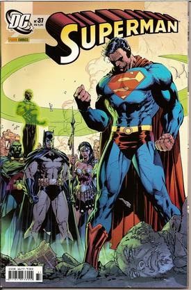 SUPERMAN nº 37 – Ed. Panini