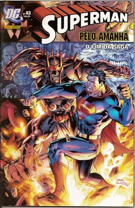 SUPERMAN nº 43 – Ed. Panini